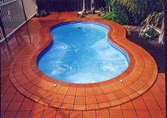 Avalon 5m Fibreglass Swim Spa/Plunge Pool