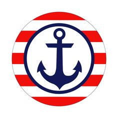 Nautical Baby Shower Decorations, Nautical Cupcake, Nautical Party, Navy Party, Cupcake Decorations, Sailor Party, Sailor Theme, Baby Shower Marinero, Anchor Cupcakes