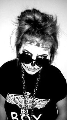 halloween make up | Tumblr