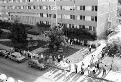 1993 Arbeitsamt in der Danzigerstrasse