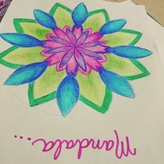Semana 1, Mandala geométrico 1