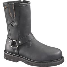 Harley-Davidson Bill Steel Toe Boots  www.SweetSouthernLiving.com