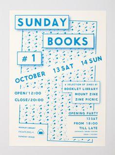 Ryuto Miyake, Sunday Books, 2012