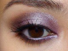 Smoky Lavender Silk (Requested: Lavender, Purple... - The Makeup Box - Tutorial/DIY