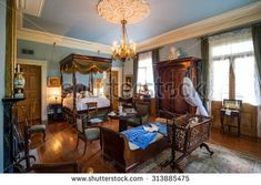 Southern Plantation House Stock Images, Royalty-Free Images ...