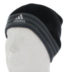 adidas Men s The Crossing Reversible Beanie Hat  17.00 Adidas Men 13748d34a30