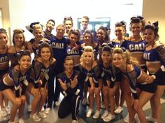 SMOED - Cali allstars ready to preform at #worlds2014