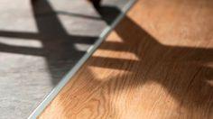#Pavimenti a basso spessore e pavimenti in #LVT: ecco la linea di #profili dedicata!