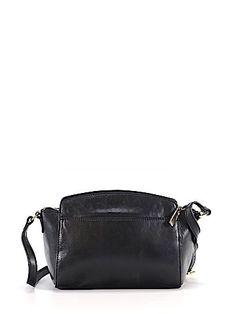 Black Saks Fifth Avenue Women Crossbody Bag One Size