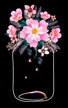 Guide Make Custom Live Wallpapers For Your Lock Screen And Flower Background Wallpaper, Cute Wallpaper Backgrounds, Flower Backgrounds, Background Patterns, Cute Wallpapers, Iphone Wallpaper, Arte Latina, Monogram Wallpaper, Invitation Background