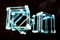 Toothbrush Sculpture  By Lauren Seiffert