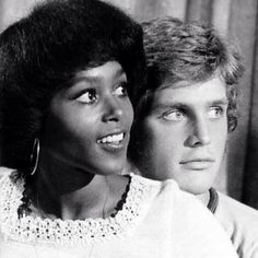 "John Neilson And Brenda Sykes. Beautiful couple from the movie ""Honky"" Great Couple Or Not So Great Couple?"