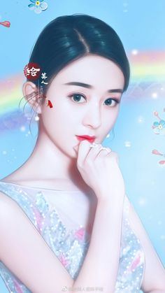 Korean Beauty Girls, Asian Beauty, Kpop Drawings, Handsome Anime, Star Art, Anime Outfits, Pictures To Paint, Ulzzang Girl, Chinese Art