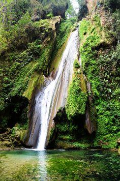 Cascada el Chuveje, Queretaro, Mexico