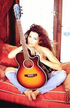 Forever fabulous Shania Twain by Jay Tilston, via Flickr