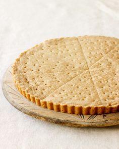 Traditional Shortbread Wedges - Martha Stewart Recipes