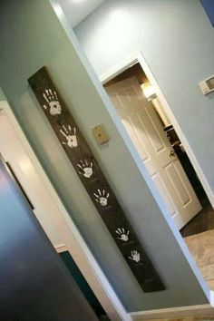 I need to do this when my new monster is born :) MUST NOT FORGET!!