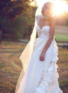gorgeous lacy mix dress
