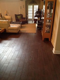 Wood Tile Floor Design, Pictures, Remodel, Decor and Ideas