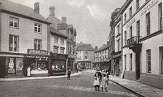 Newton Abbot, Street View