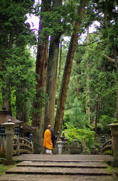 Mt. Koya, Japan | Candle Festival, Pursuing Wabi blog