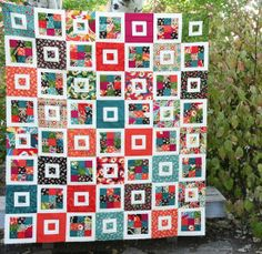 call me crazy but making my own quilt is on my bucket list