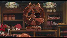 Kiki's Delivery Service Screencap and Image Kiki Delivery, Kiki's Delivery Service, Studio Ghibli Art, Studio Ghibli Movies, Hayao Miyazaki, Anime Scenery, Animation Film, Aesthetic Anime, Cute Wallpapers