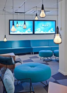 Skype's Office in Stockholm