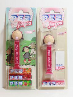 PEZ - 2 Spender NICI for you - Keep smiling ! - OVP Varianten - LIMITED in Sammeln & Seltenes, Weitere Sammelgebiete, PEZ | eBay