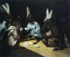 Ferdinand van Kessel affen joueurs de cartes.jpg