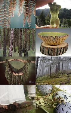 barking up the right tree by PuddyTats on Etsy--Pinned with TreasuryPin.com