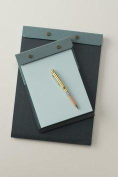 Postalco Snap Book Linen Notebook / Schoolhouse Electric