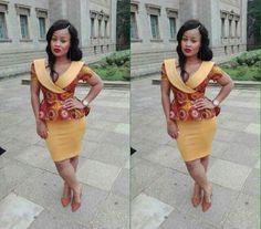African Print Dress Designs, African Print Fashion, Africa Fashion, African Design, African Fashion Dresses, Fashion Outfits, African Outfits, African Attire, African Wear