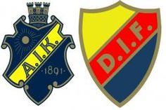 AIK Estocolmo vs Djurgardens (Suecia)