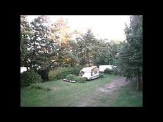 Lot nad campingiem Tumiany