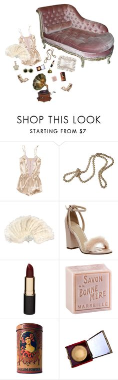 """""""Oh, Boy! *ragtime music playing*"""" by chickpeabb ❤ liked on Polyvore featuring Tiffany & Co., Office, Mimco, L'Occitane and Coty"""