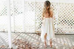 Sincerely, Kinsey: No Sew Skirt | DIY