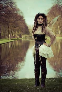 Steampunk Fairy - Elf Fantasy Fair