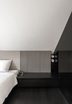 D Design Blog | more inspiration at droikaengelen.com -bedroom by Reid I Senepart I Architecten