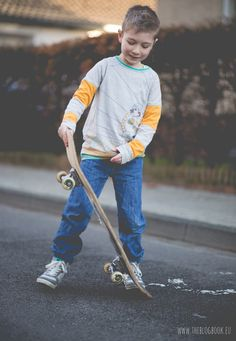 Skaterboys - the blogbook