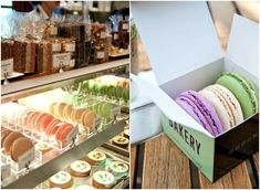 Bouchon Bakery in Yountville CA....for the macarons! And YAY I've been here! And eaten them! And YES they are the best!!