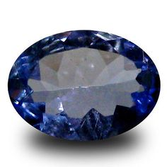 Tanzanite 4195: 0.83 Ct Aaa Exquisite Oval Shape (7 X 5 Mm) Bluish Violet Tanzanite Gemstone -> BUY IT NOW ONLY: $34.99 on eBay!