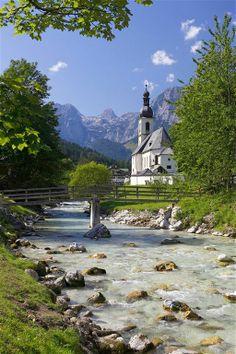 Back to Berchtesgaden, Bavaria