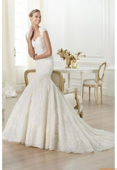 Wedding Dresses Pronovias Letha 2014