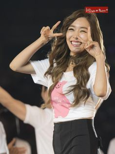 Tiffany - 150321 SMTOWN LIVE WORLD TOUR IV in Taiwan