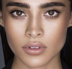 The perfect nude neutral look. #hushanddotti #makeup