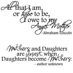 262 Best Mother Daughter Quotes Images In 2019 Messages Thoughts