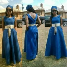 Elegance African Wear, African Style, African Fashion, Women's Fashion, African Textiles, African Prints, Shweshwe Dresses, Bridesmaid Dresses, Wedding Dresses