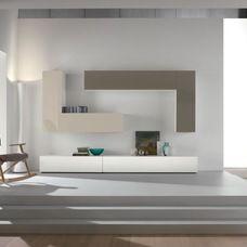 Modern Living Room by MIG Furniture Design, Inc.