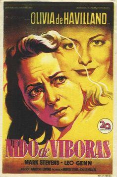 Programa de Cine - Nido de Víboras ¡¡VENDIDO!!